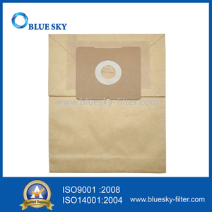 Paper Dust Bags for Bissell Zing 4122 Vacuum Cleaners Part # 2138425