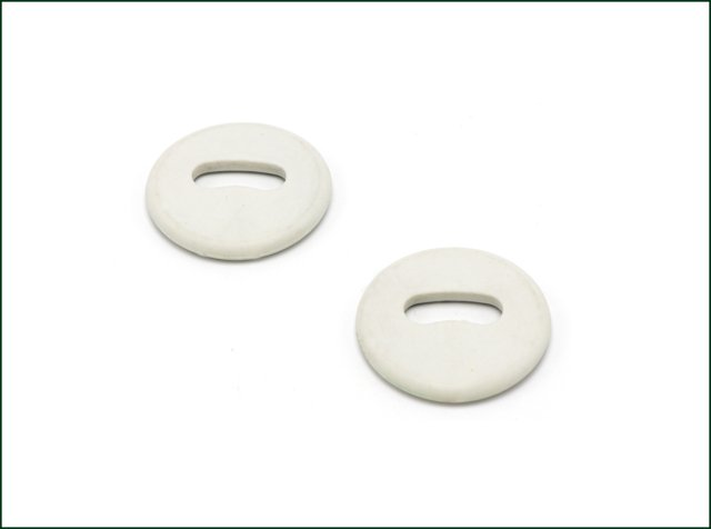 Customized Button Washable RFID Laundry Tag