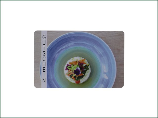 Bright Color Printing Unbreakable PET Card