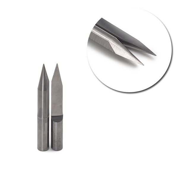V shape mill cutter