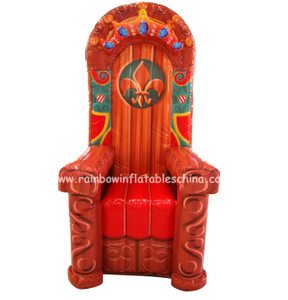 RB20006-6(2.4mh)Inflatable Party Rental King Chair/King Throne Inflatables