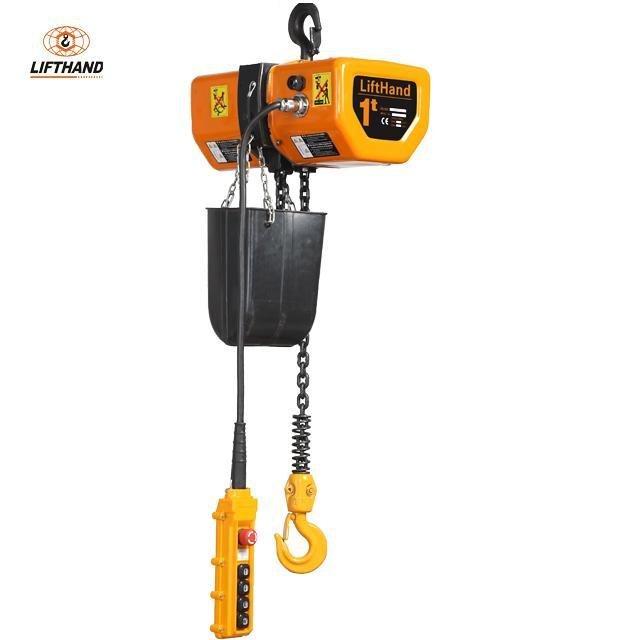 Electric Chain Hoist With Hook: Hitachi Chain Hoist 1 Ton 2 Ton