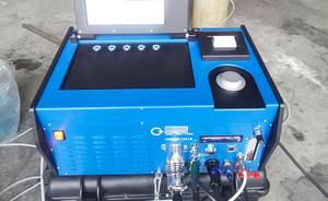 Automatic pipeline welding machine