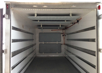 Ultra Low Temperature Freezer Truck Body with Eutectic Plate Units And All - Closed FRP/GRP Sandwich Panel Kits ,Frozen Truck Body