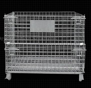Industrial Metal Storage Box Container for Auto Parts Accessories