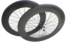 CARBON CLINCHER WHEELS 88MM DEPTH 23MM WIDTH