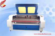 1610 Automatic Laser Cutting Machine for cutting rolls fabric/leather