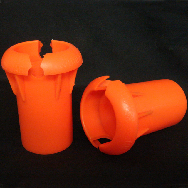PE 24-36mm Safety cap for steel