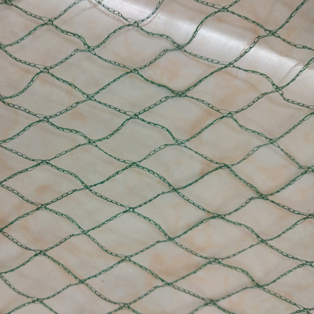 HDPE 18gsm 10X6M greencolor Anti Bird Net