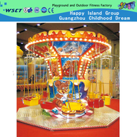 Merry-Go-Round Luxury Carrusel 24 Luxury Large Carousel, Children Large Carrusel en stock (HD-11004)