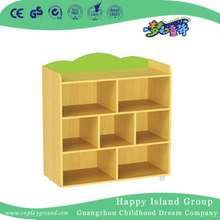 Kindergarten Wooden Multi-Functional Cabinet on Promotion (HG-4210)