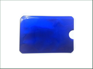High Quality RFID Card Sleeve Custom For Credit Card Data Protection