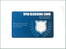 RFID Card Blocker NFC Blocking Shield Card