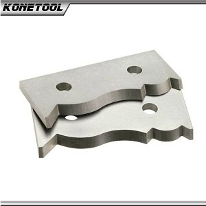 Carbide Shaper Knives