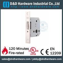 Stainless steel roller lock body with CE for Sliding Door-DDML030