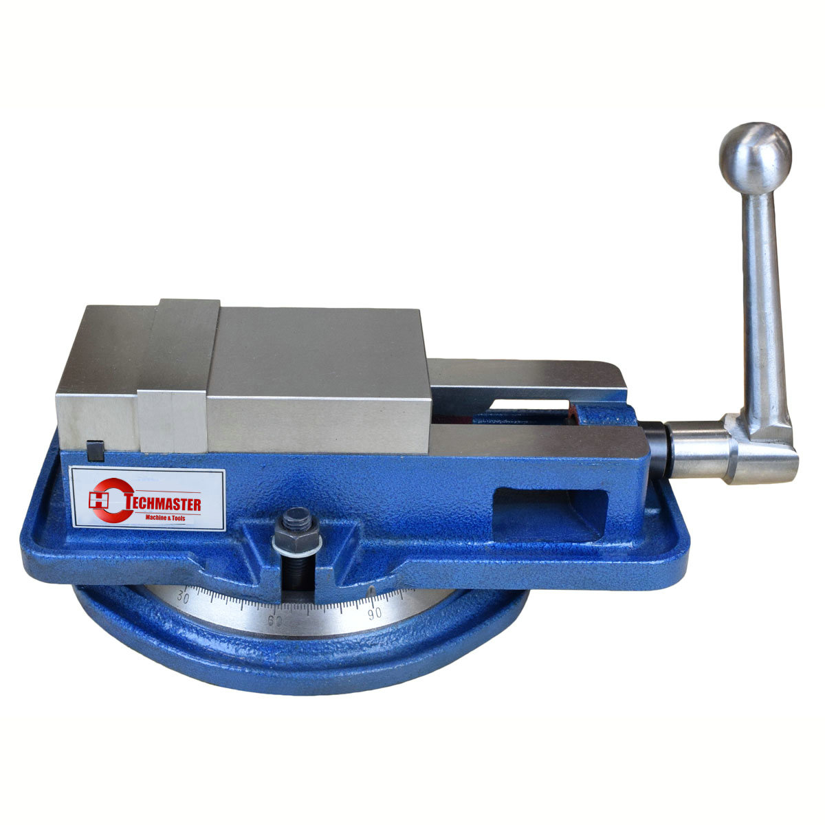 QG MACHINE VISE WITH SWIVEL BASE (TOP QUALITY )