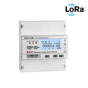 EM537 CT three phase~1.5A~LoRa~Modbus~4 Tariff