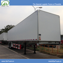 40 feet 3 axles Koegel FRP+PU+FRP composite Insuated semi-trailer