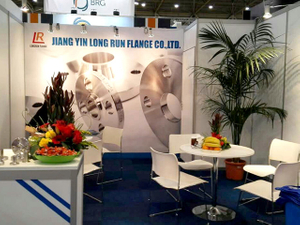 2015stainless-steel-world-conference-Maastritsch-fair-longrun-flange-booth