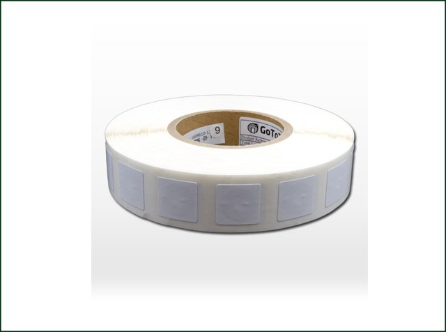 Printable Adhesive RFID Tag Rewritable HF NFC label