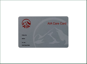 RFID Bank Magnetic Key Cards