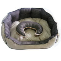 Soft Pet Bed Dog Bed Crescent Pillow