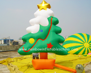 RB20011(4-6m)Inflatable Christmas Tree For Holiday Events