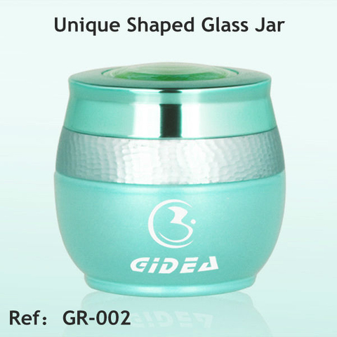30g 50g cosmetic glass jars and bottles