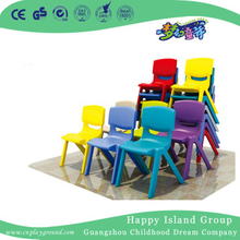School Simple Children Plastic Chairs Furniture (HG-5204)
