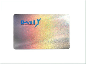 Smart CMYK Printing Card With Customer Logo
