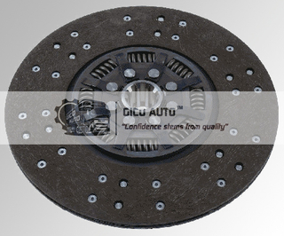 Clutch Disc 1861653132 / 1861 653 132 IVECO MAGIRUS-DEUTZ G310D005