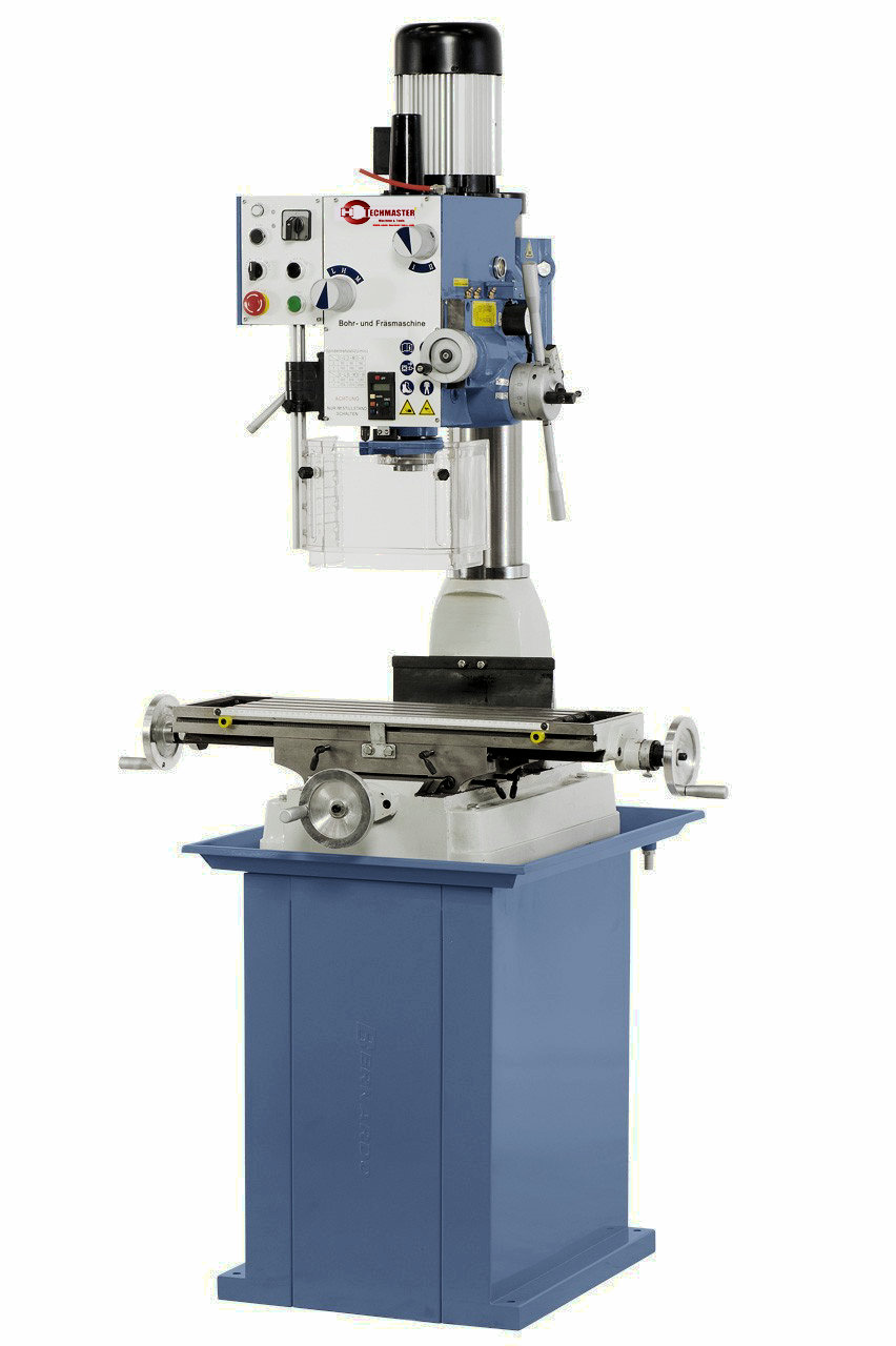AUTO FEEDING GEARED HEAD DRILLING AND MILLING MACHINE EUROPE STYLE J-ZX40A SUPER