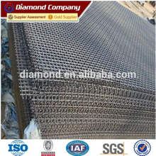 high quality and low price stainless screen mesh / Screen Mesh / Crimped Mine Screen Mesh manufacturer