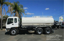 ISUZU 20000L-24000L FVZ 6x4 Water Spraying Truck 6x4