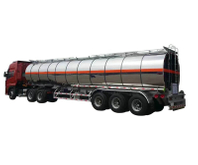 Ammonium NitrateEmulsion TankSemitrailer 30 Metric Ton
