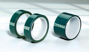 MYL5035GL-3 - Dark green polyester tape with liner