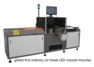 LED-automatisches Chip Mounter LED660V