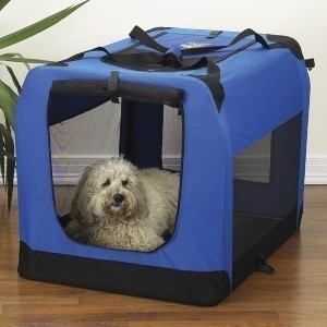 Fabric Pet Cage