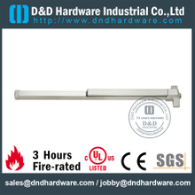 Stainless Steel Emergency Exit Device for Wooden Door with UL Listed-DDPD003