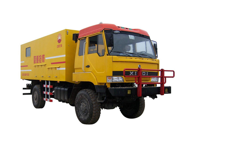 Offroad Mobile Engineering Rescue Vehicle