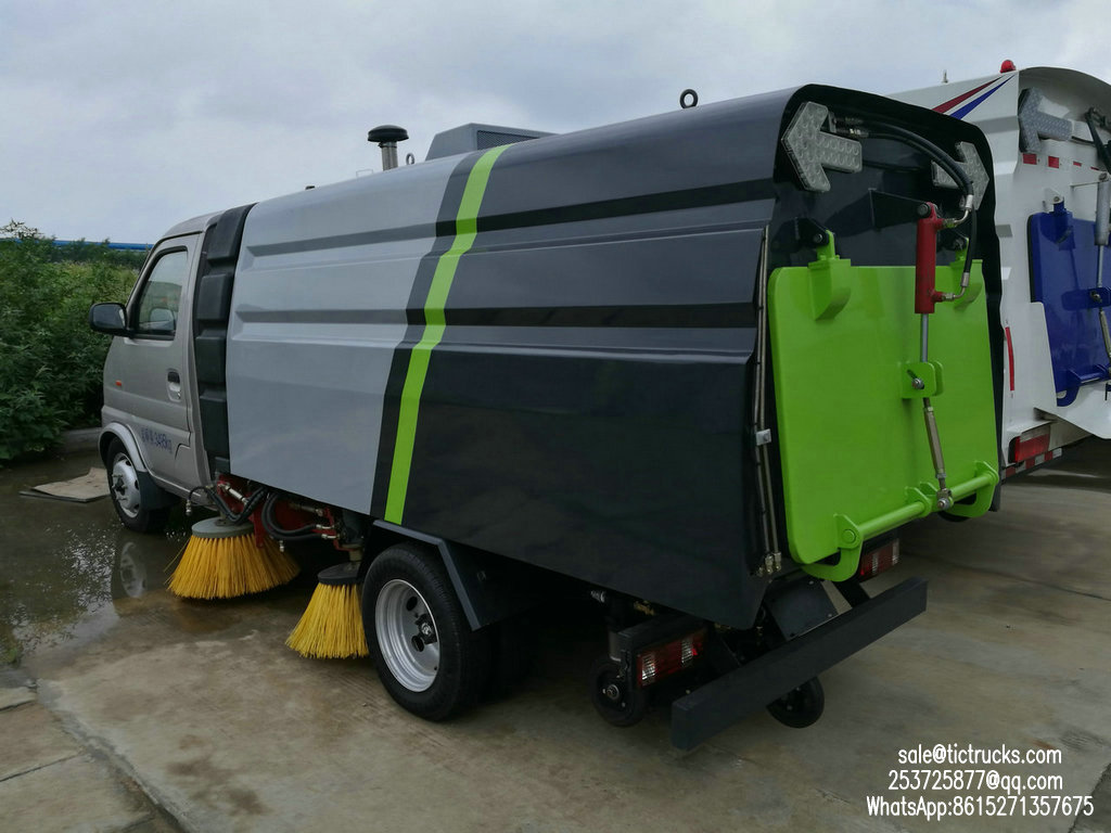 Mini balayeuse de route de Dongrun -1100Liter-.jpg
