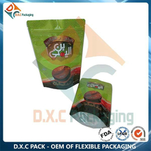Aluminum Foil Stand Up Coffee Bag with One-way Valve
