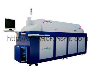Full hot air lead-free reflow Oven with 7 heating-zones TN370C