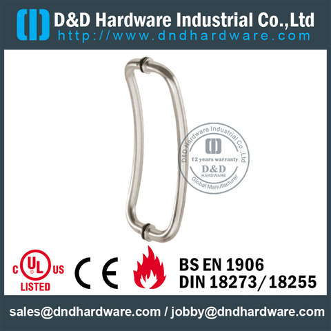 Stainless Couple Pull Handle -DDPH004