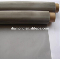 Plain weave wire mesh / Stainless steel wire cloth / Stainless Steel Wire Netting