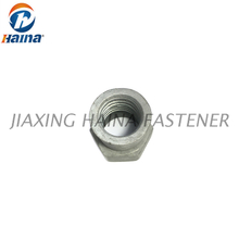 M8 Carbon Steel Hot Dip Galvanized Security Shear Nut