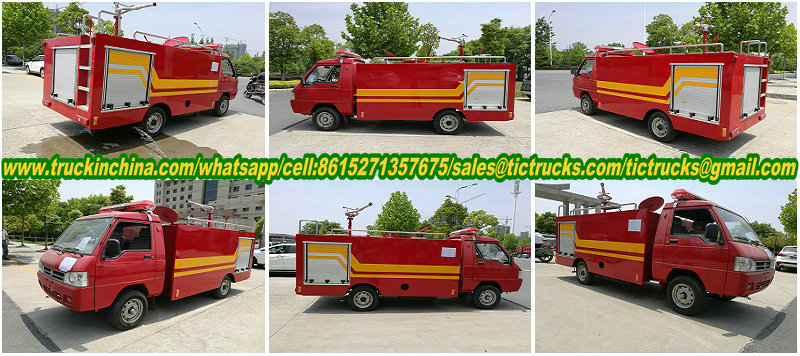 FAST ATTACK FIRE TRUCK- 05T-