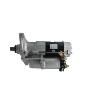 ISUZU Genuine Engine Parts 8-98060854-0, 8980608540, 8-98141206-1 ,8981412061, Starter Motor Assy