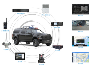 FORD F150 Moving Medium Emergency Satellite Communication Vehicle