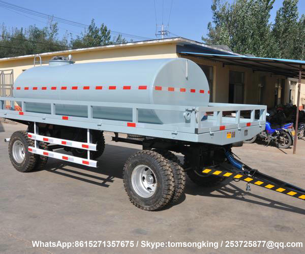 Dolly Tank Trailer-5000Liters water
